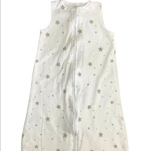 Ely's and Co white swaddle